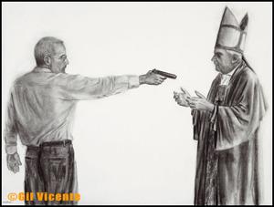 Matando o papa