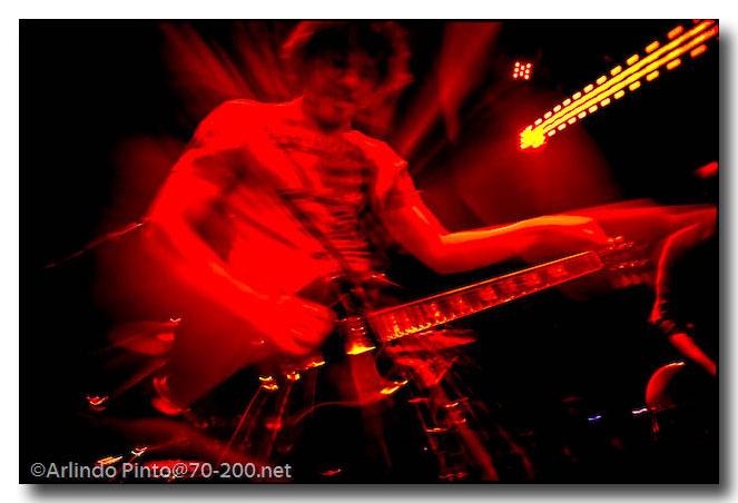 LIVE@MUSICBOX, LISBON, 23.01.2010