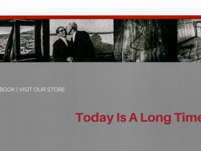 Today Is A Long Time