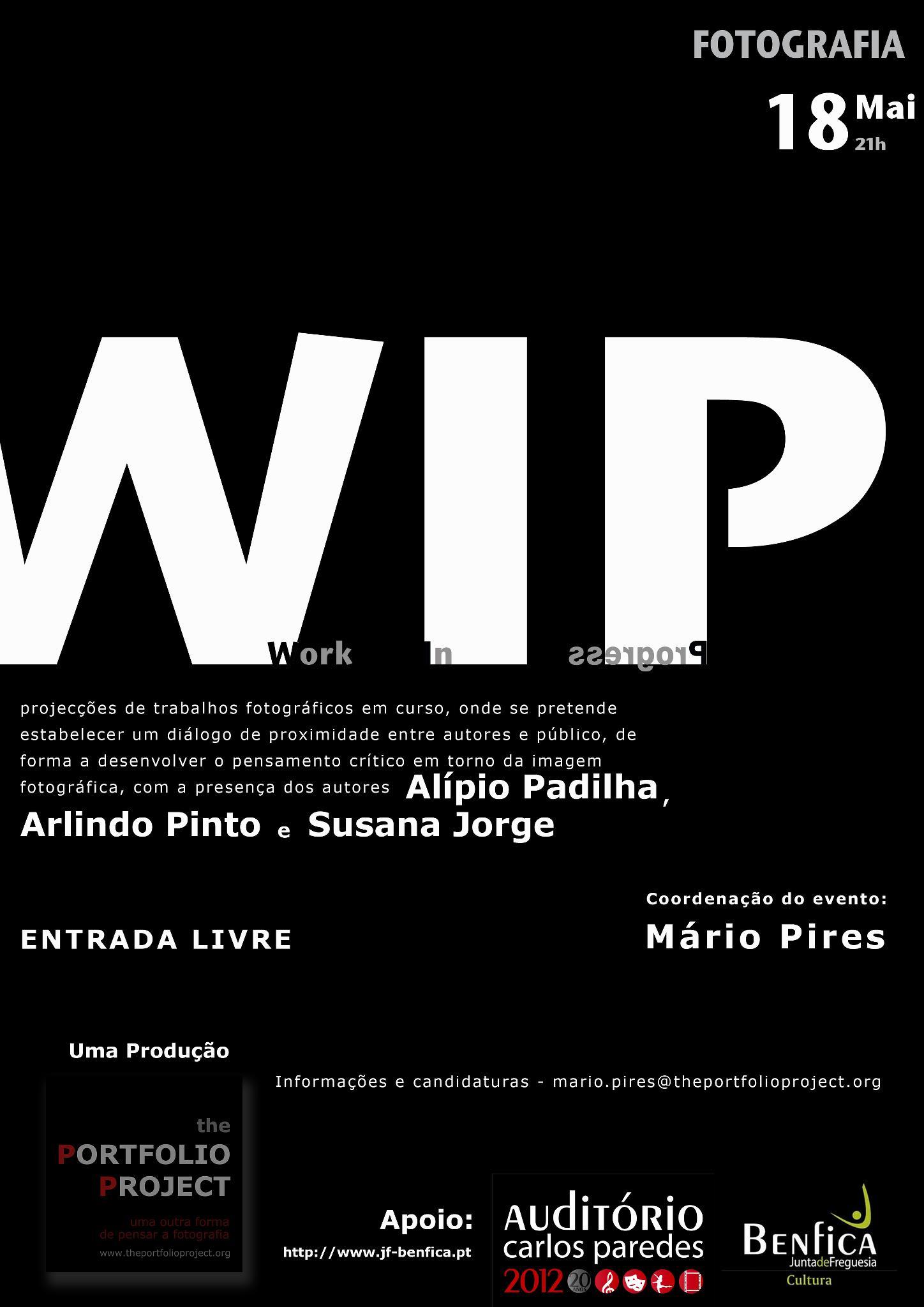 WIP THE PORTFOLIO PROJECT