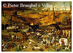 O Triunfo da Morte - Pieter Brueghel o Velho