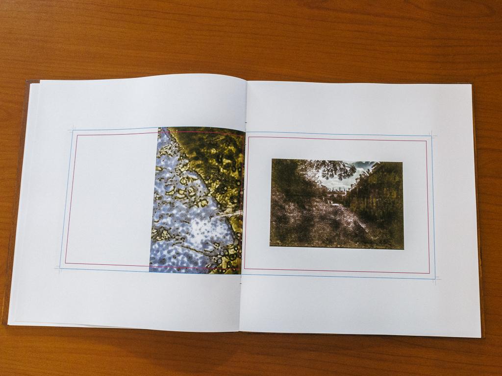 Livro de Artista do Projeto i