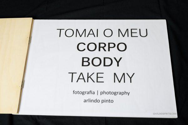 Take My Body big book