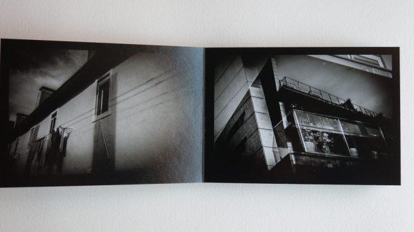 Interior do livro