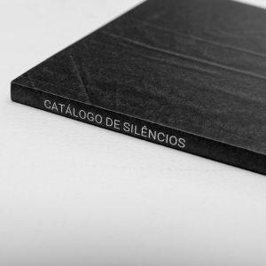 Arlindo Pinto Fotografia de Autor Catálogo de Silêncios Lombada