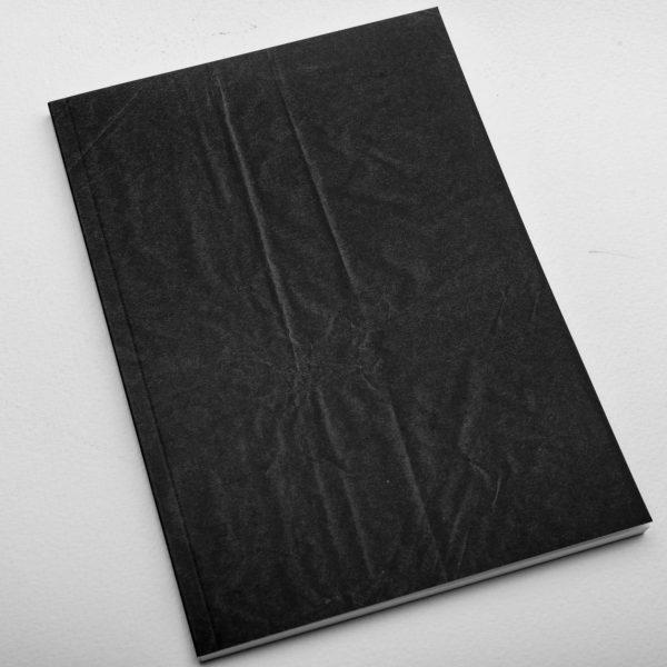 Arlindo Pinto Fotografia de Autor Capa do Foto-Livro Catálogo de Silêncios